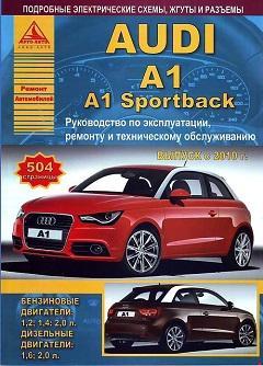 Схема предохранителей Audi A1