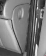 1997–2004 Oldsmobile Silhouette Fuse Box Diagram