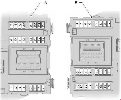 20072014 Ford Mondeo Mk4 Fuse Box Diagram: Ford Mondeo Engine Bay Diagram At Shintaries.co