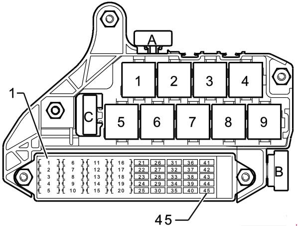t16577_knigaproavtoru 222703 a2 fuse box diagram audi a4 fuse box location at edmiracle.co