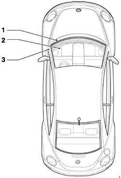 Volkswagen New Beetle Fuse Box Diagram » Fuse Diagram | 2007 Vw New Beetle Fuse Diagram |  | knigaproavto.ru