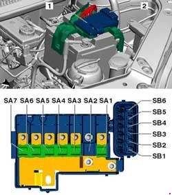 volkswagen up fuse box diagram fuse diagram rh knigaproavto ru vw up fuse box layout vw up fuse box layout