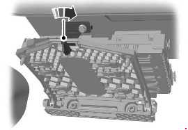 2006–2015 Ford Galaxy and S-Max Fuse Box Diagram