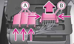 1999–2007 Skoda Fabia I Fuse Box Diagram