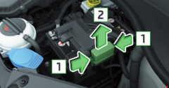 Skoda Citigo Fuse Box Diagram