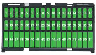 skoda citigo fuse box diagram 187 fuse diagram