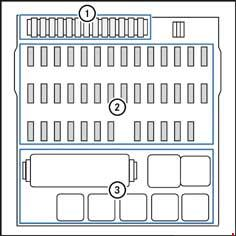 mercedes benz atego fuse box diagram fuse diagram rh knigaproavto ru Mercedes Wiring Diagram Color Codes 1990 Mercedes 300E Wiring-Diagram