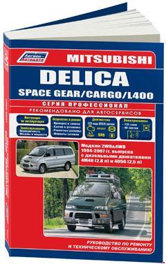 Схема предохранителей Mitsubishi Delica L400 / Space Gear / Cargo