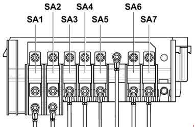 vw caddy fuse box diagram vw image wiring diagram volkswagen caddy 2005 2008 fuse box diagram fuse diagram on vw caddy fuse box diagram