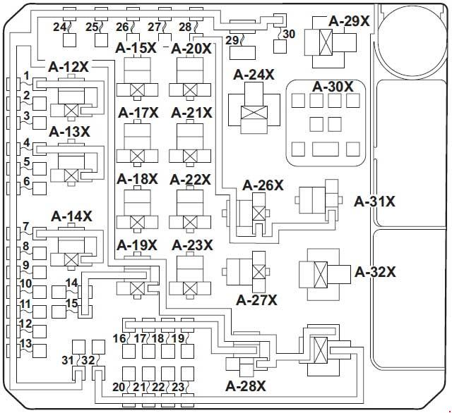 02 Lancer Fuse Box Wiring Diagram And Fuse Box