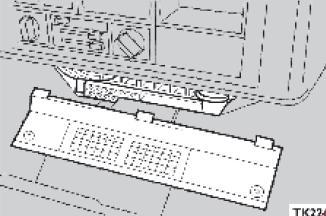 Схема предохранителей и реле Iveco EuroTrakker
