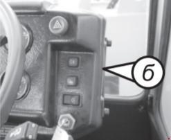 Назначение предохранителей погрузчика Амкодор 333В