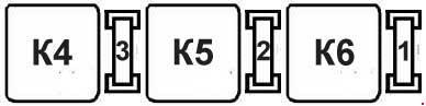 Схема предохранителей и реле ВАЗ 2113, 2114, 2115