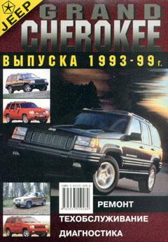 Схема предохранителей Jeep Grand Cherokee (ZJ, ZG; 1992—1998)