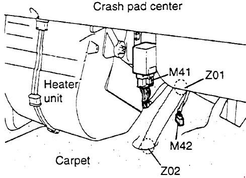 RepairGuideContent together with P 0900c152801bf6a2 as well Windshield Wiper Fuse Issue 3086138 together with Closed Circuit Diagram also Diagram Of A Closed Switch. on relay for intermittent wiper function