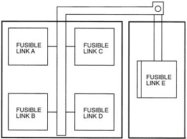 Fuse box diagram Hyundai H100 Porter AH Fuse Diagram