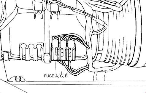 hyundai h100 1997 fuse box diagram  u00bb fuse diagram