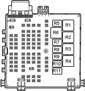 2003-2012 saab 9-3 mk2 fuse box diagram