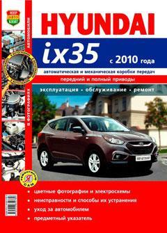 Схема предохранителей и реле Hyundai ix35