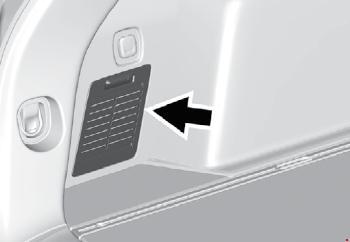 Схема предохранителей Cadillac XT5