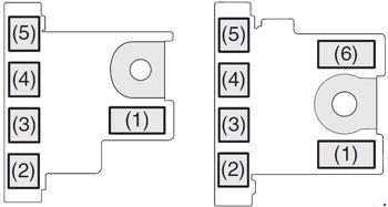 2015-2018 Suzuki / Maruti Baleno Fuse Box Diagram