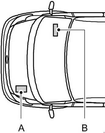 ford transit interior light fuse mk6