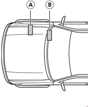 Схема предохранителей Ford Ranger и Mazda BT-50 (2006-2010)