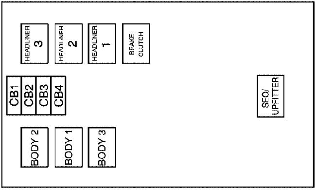 cadillac escalade fuse box diagram gmt900 2007 2014 Â fuse diagram cadillac escalade fuse box diagram gmt900 2007 2014