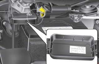 2010–2015 Kia Sportage 3 (SL) fuse diagram