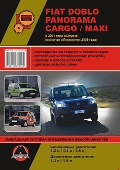 Схема предохранителей и реле Fiat Doblo (2000–2010)