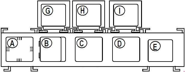 renault kangoo fuse box diagram  1997 u20132007   u00bb fuse diagram