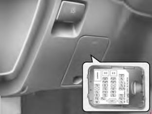 2006-2010 Kia Sedona / Carnival Fuse Box Diagram