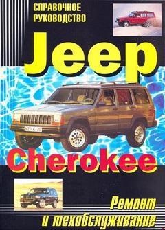 Схема предохранителей Jeep Cherokee XJ (1984–2001)