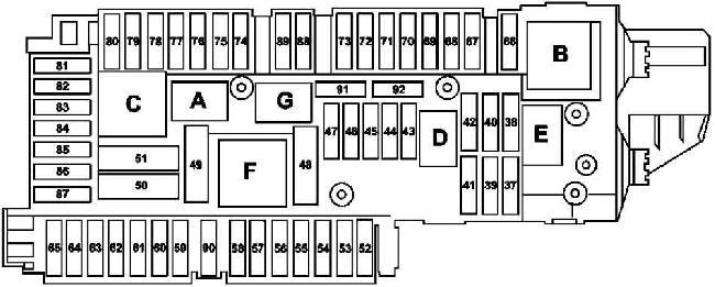 2001 Mercedes Slk230 Fuse Diagram Html Com