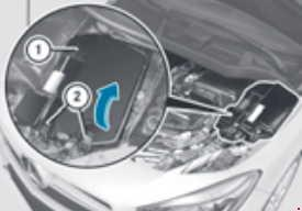 Схема предохранителей и реле Mercedes W117 (CLA-Class; 2013-н.в.)