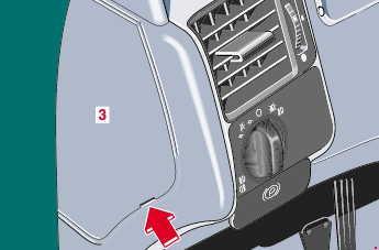 Схема предохранителей Mercedes W210 (E-Class; 1995–2002)
