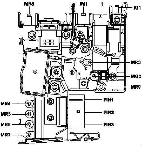 2009 2016 mercedes benz e class w212 fuse diagram fuse diagram rh knigaproavto ru mercedes w212 wiring diagram Mercedes 230 SLK Wiring Diagrams