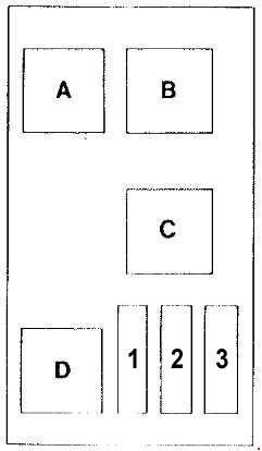 alfa romeo 155 fuse box diagram  u00bb fuse diagram