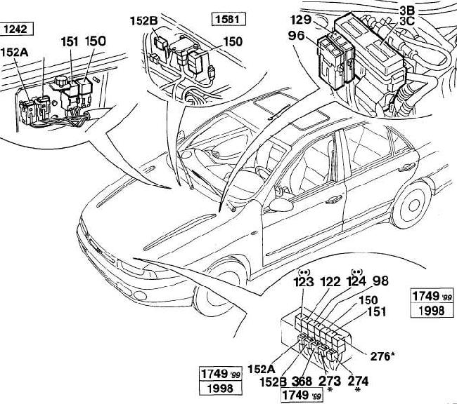 fiat marea fuse box diagram fuse diagram Fiat Marea 20V Motor fiat marea fuse box diagram