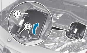 Схема предохранителей и реле Mercedes-Benz B-Class (W246, W242; 2012-н.в.)