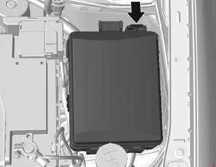 Схема предохранителей и реле Ravon R4