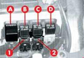 [SCHEMATICS_44OR]  94-'00 Alfa Romeo 145 & 146 Fuse Box Diagram | Alfa Romeo 146 Fuse Box |  | knigaproavto.ru