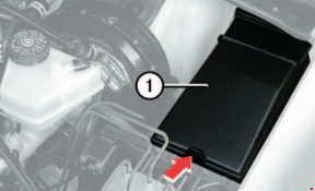 1995-2004 Mercedes-Benz SLK (R170) Fuse Box Diagram