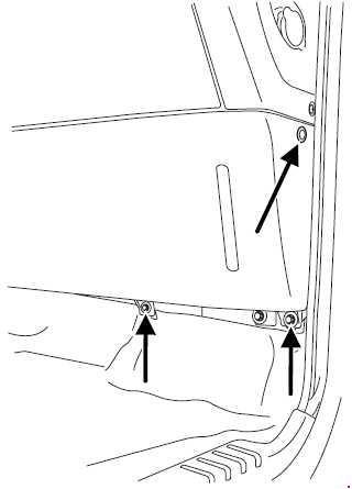 2006-2009 Ford LCF (Low Cab Forward) fuse diagram » Fuse Diagram