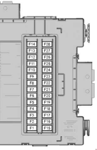 [ZSVE_7041]  07-'14 Ford Mondeo 4 Fuse Diagram | Ford Mondeo Titanium X Fuse Box |  | knigaproavto.ru