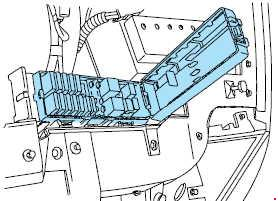 1995 1999 ford taurus fuse box diagram fuse diagram rh knigaproavto ru 1999 ford taurus fuse panel diagram 1999 ford taurus fuse box diagram