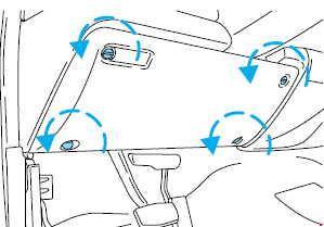 Схема предохранителей и реле Ford Excursion (1999-2005)
