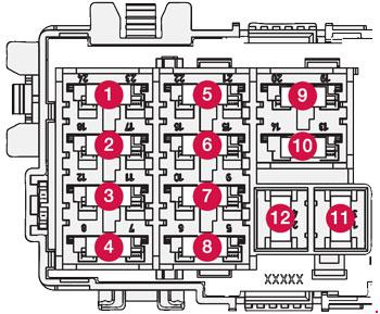 2008 2017 volvo xc60 fuse box diagram fuse diagram Fuse Box Diagram for S60 Volvo S70 Fuse Box Isuzu Fuse Box