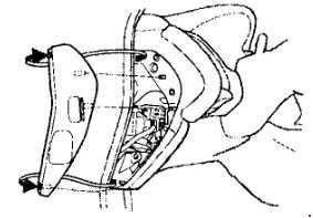 Схема предохранителей и реле Honda Accord 6 (1997-2002)