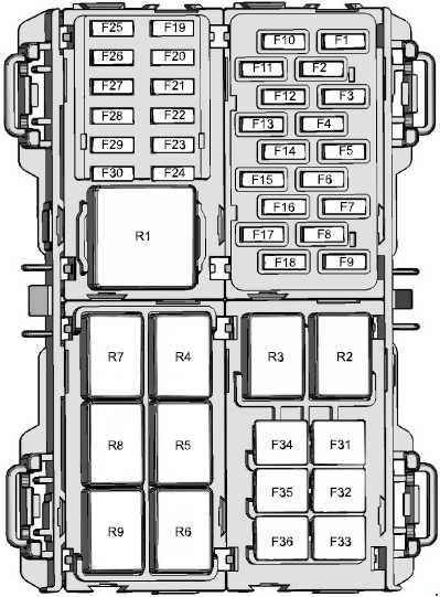 20082017 Ford Fiesta Mk6 Fuse Box Diagram. Passenger Partment Fuse Box North America. Ford. 2013 Ford Fiesta Headlight Diagram At Scoala.co